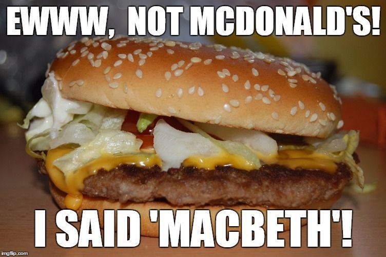 McDonald's Meme