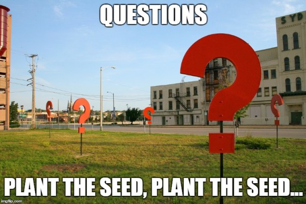Question Garden