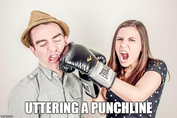 Punchline 1