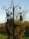 Wildlife at Leworthy Farmhouse
