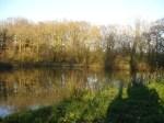 Leworthy Farmhouse B&B lake