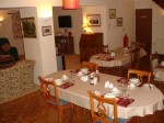Leworthy Farmhouse B&B main dining room