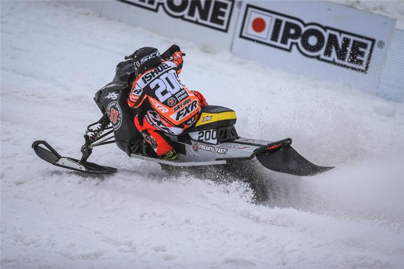 chaussures de sport db9f9 ed3ce Adam Renheim Claims Fifth FIM World Snowcross Championship ...
