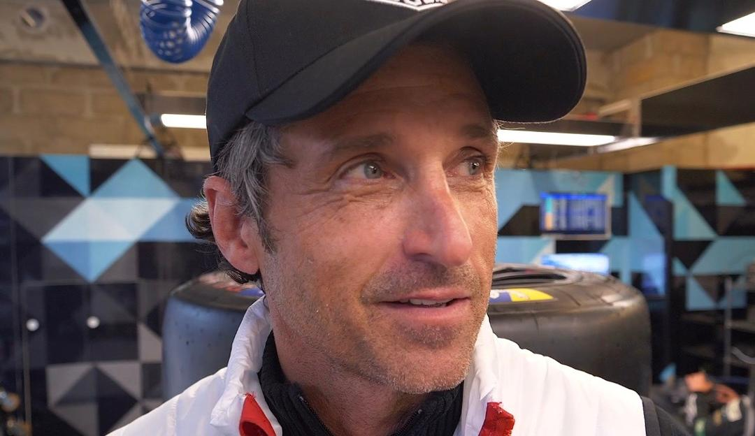 Patrick Dempsey, FIA WEC, Le Mans, 2019, Porsche AG