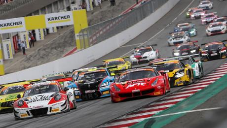 911 GT3 R crosses finish line in tenth during Spielberg