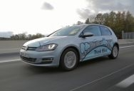 On a outing from Nantes to Copenhagen, a Golf with a 81 kW/110 PS TDI engine used usually 2.92 liters of diesel per 100 kilometers.