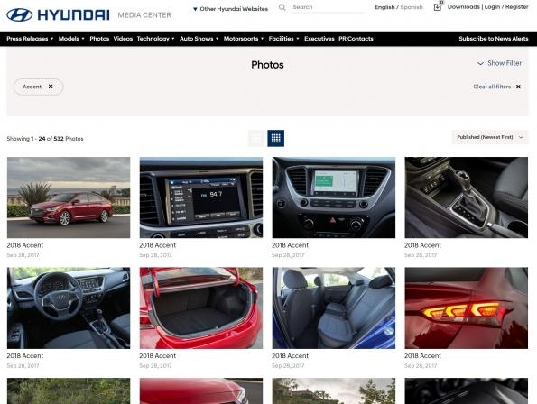 Hyundai Launches Redesigned Hyundainews.com Media Website
