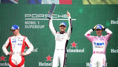 PMSC: Michael Ammermüller celebrates championship title
