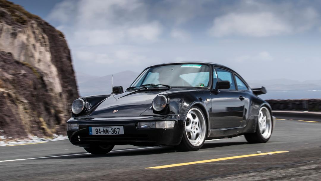 3.2 Carrera Turbo, Ireland, 2018, Porsche AG
