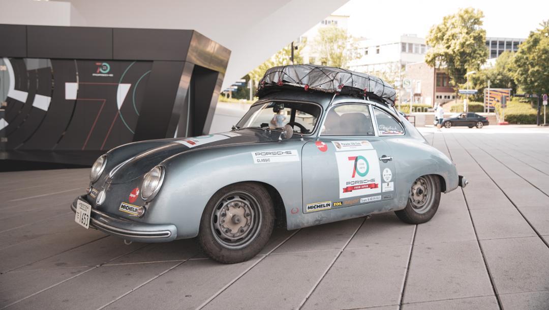 356 (1953) of Toshiyuki Suzuki, Zuffenhausen, 2018, Porsche AG