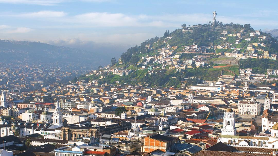 Quito, Ecuador, 2018, Porsche AG