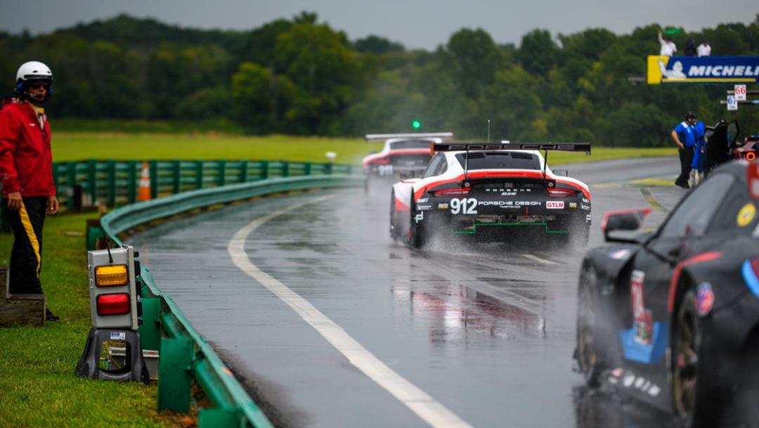 911 RSR (911), IMSA WeatherTech SportsCar Championship, spin 9, race, Danville, 2018, Porsche AG