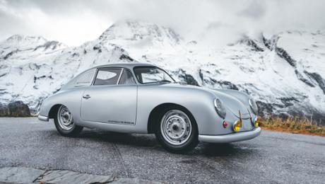 Climbing hills a Porsche way