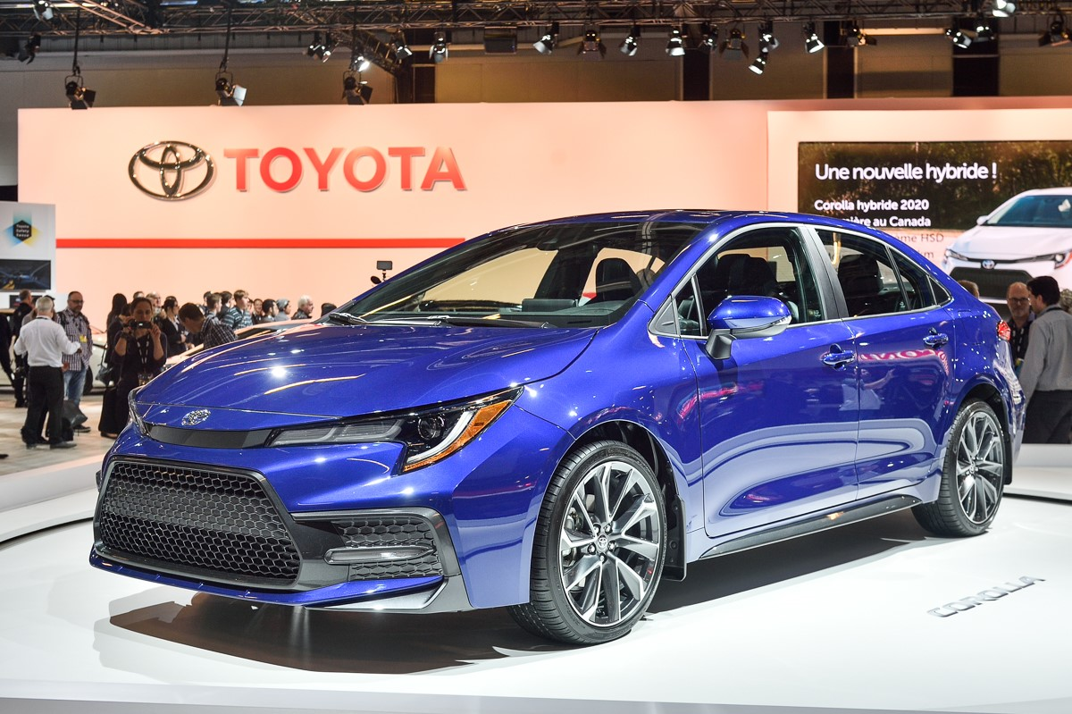 International Auto Show 2020.All Time Favourite Toyotas Make A Canadian Debut With 2020