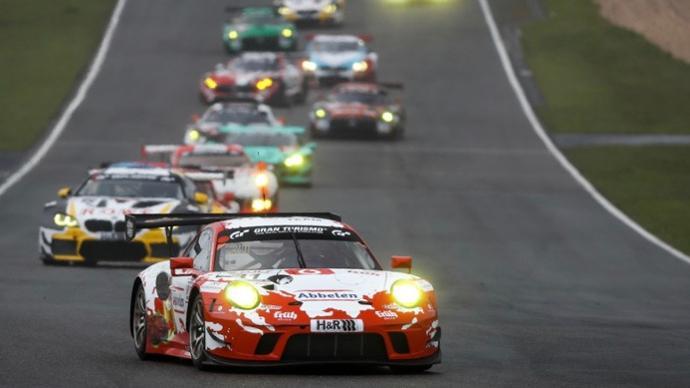 Porsche 911 GT3 R, Frikadelli Racing Team #31, Romain Dumas (F), Sven Müller (D), Mathieu Jaminet (F), Matt Campbell (AUS), 2019, Porsche AG