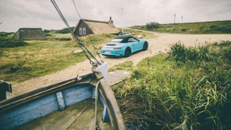 A tour into a past to Denmark