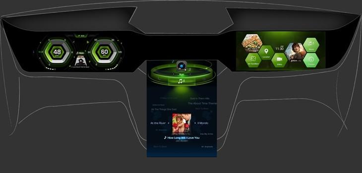 Hyundai's Future Infotainment Screens