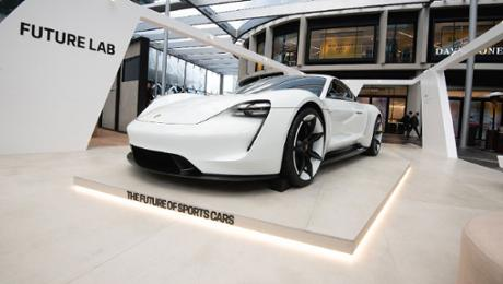Porsche to arrangement Mission E judgment in Sydney
