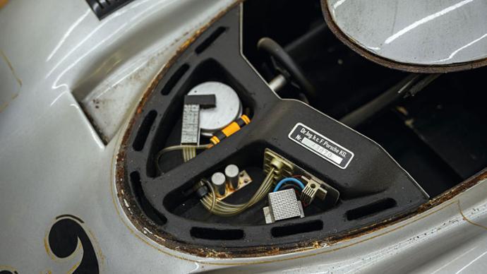 Studio indication of a 917, 2019, Porsche AG