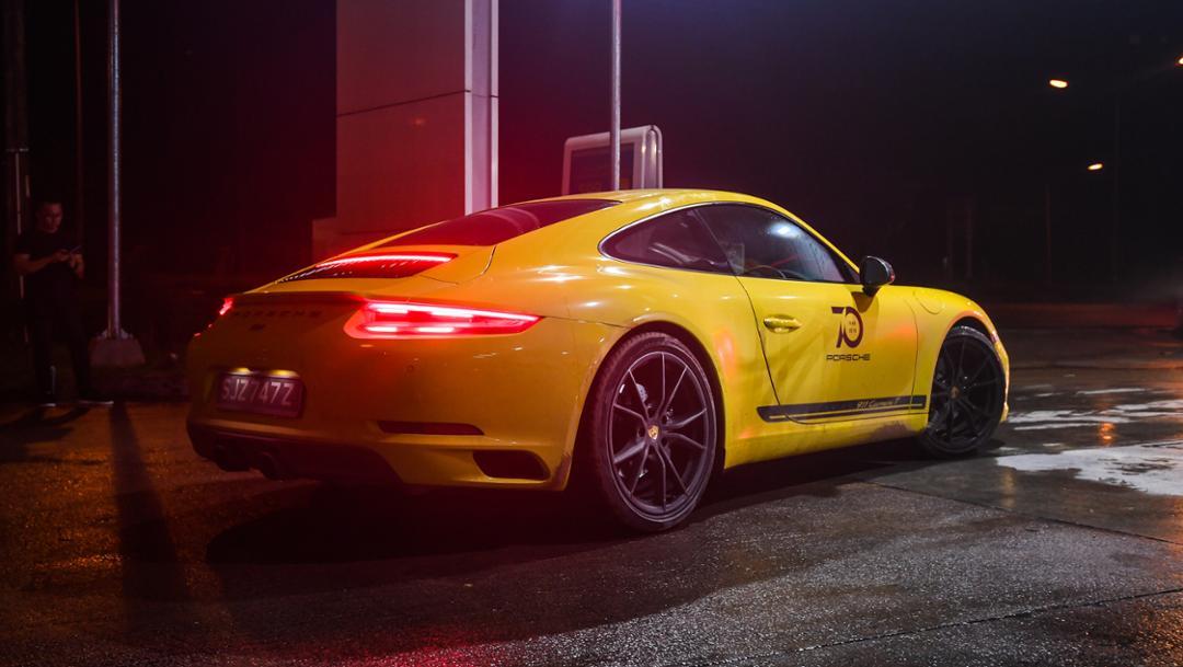 911 Carrera T, Singapore, 2018, Porsche AG