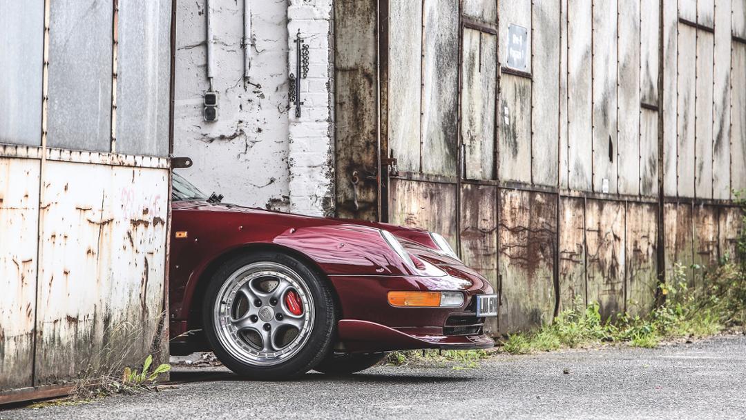 911 GT2, 2018, Porsche AG