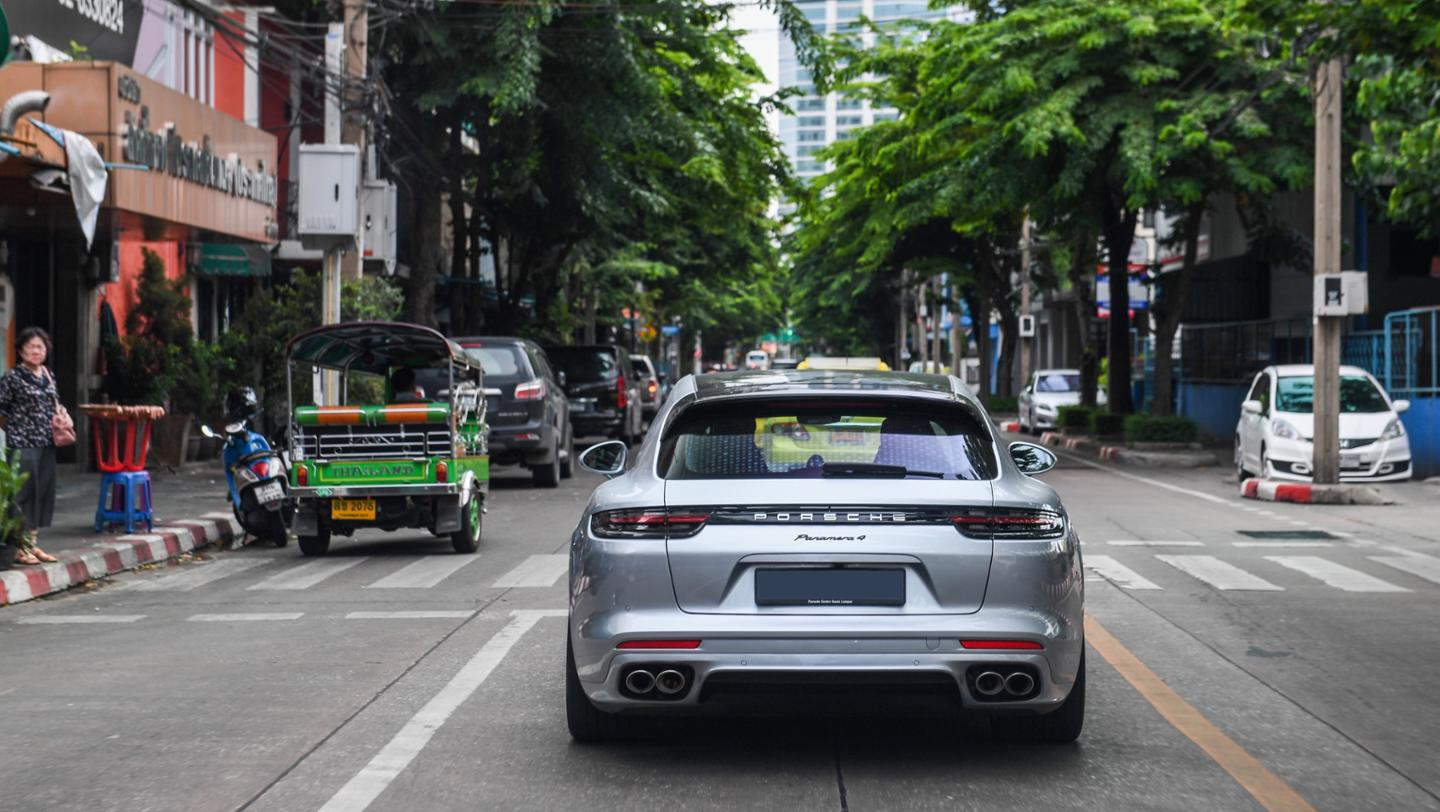 Panamera 4 Sport Turismo, Road to Sportscar Together Day, Bangkok to Bangsaen, 2018, Porsche AG