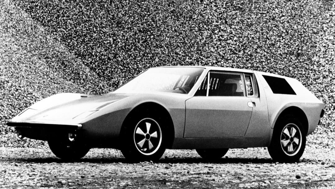Porsche 914/6, 1970, Porsche AG