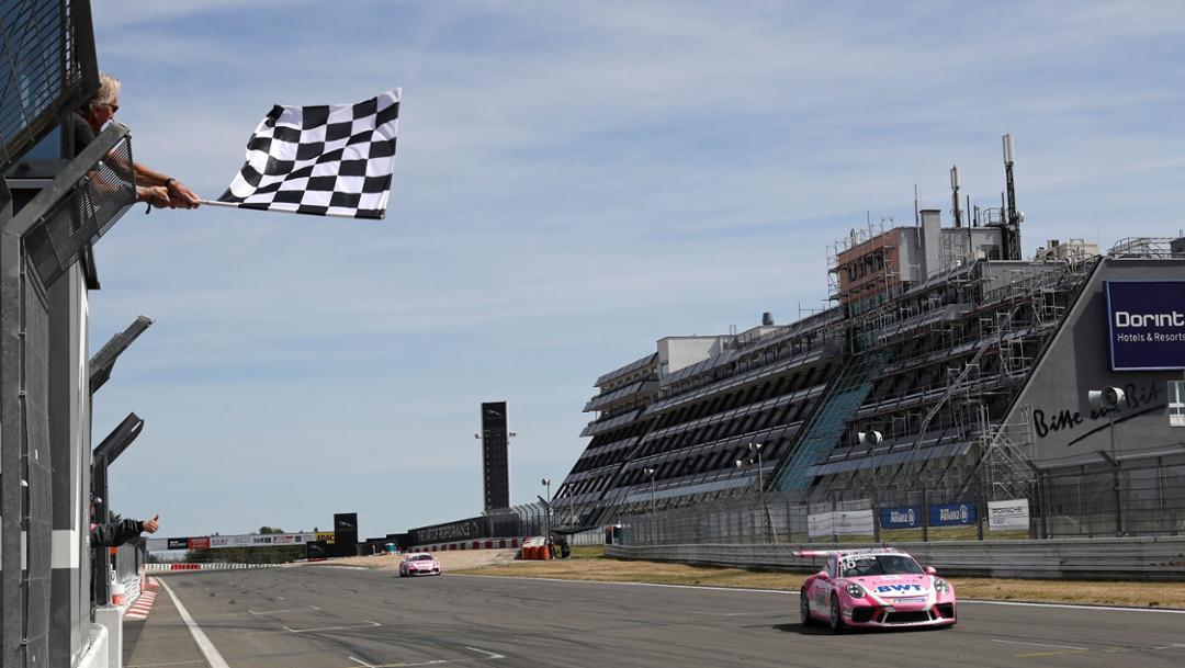 911 GT3 Cup, Porsche Carrera Cup Deutschland, competition 8, Nürburgring, 2018, Porsche AG