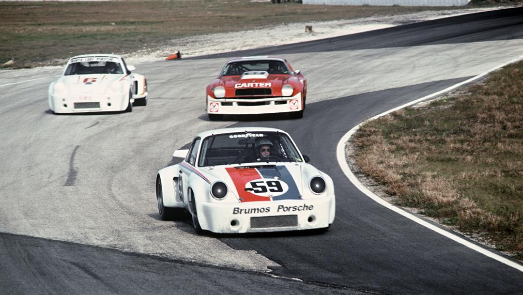 Carrera RSR, Brumos Racing, Daytona/USA, 1975, Porsche AG