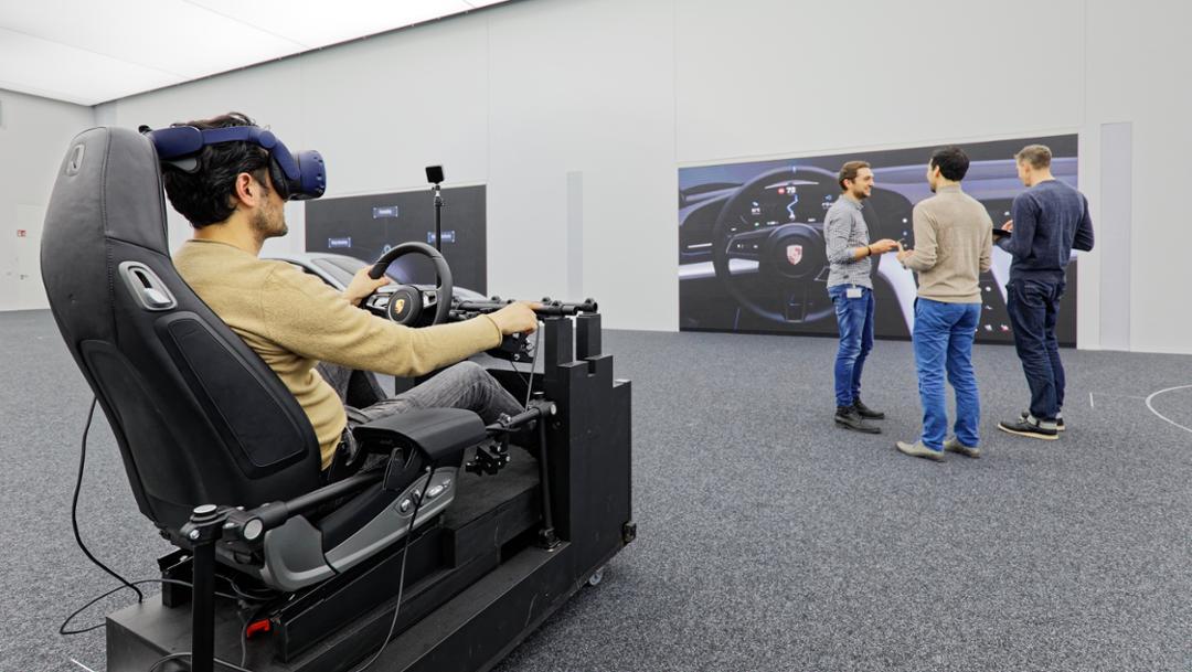 Design studio, 2019, Porsche AG