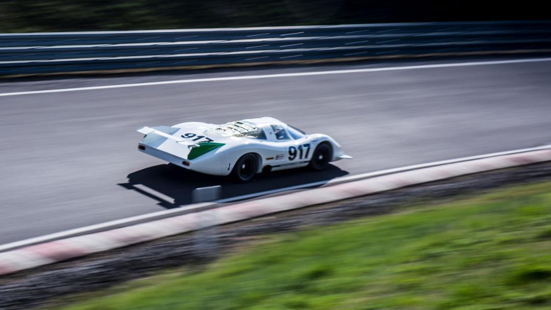 917-001, Weissach, 2019, Porsche AG