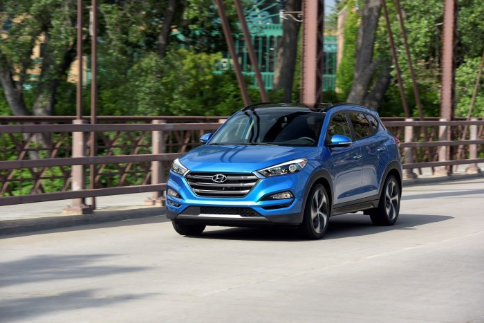 Hyundai Adds Exclusive Engine to Tucson Sport Trim for a 2018 Model Year