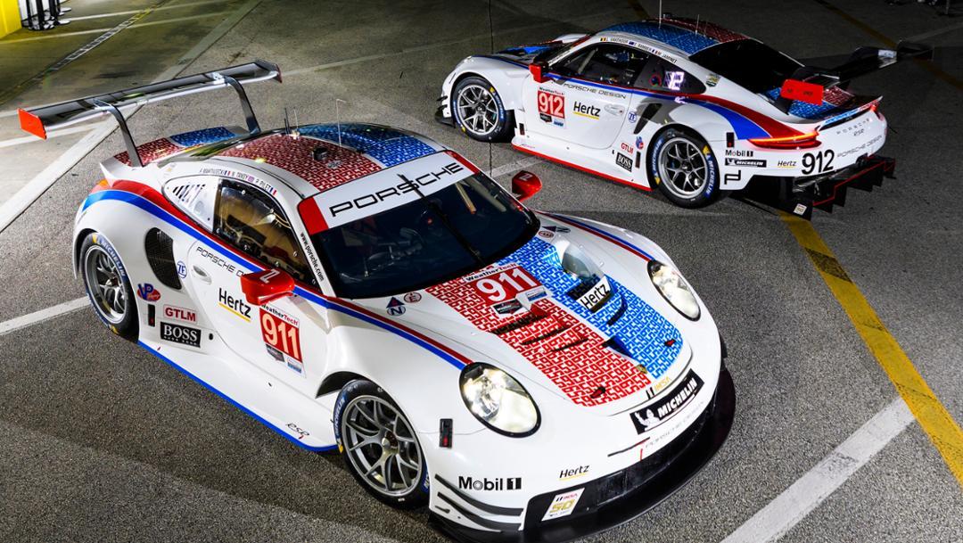 911 RSR, Porsche GT Team, Daytona/USA, 2019, Porsche AG
