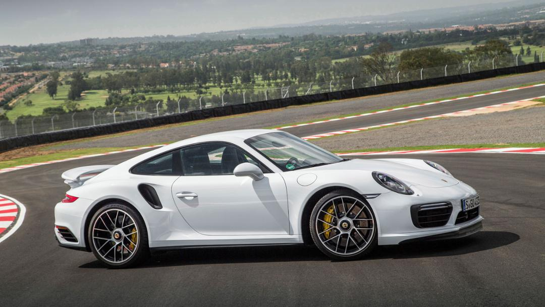 911 (991), 911 Turbo S, Porsche AG