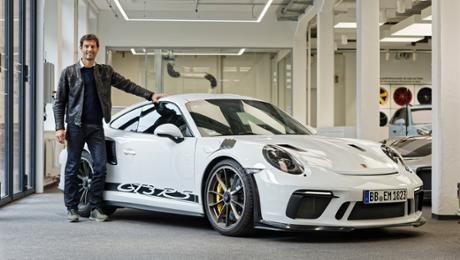 Tried and tested: a outing with a GT3 RS