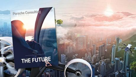 Life and mobility in tomorrow's cities