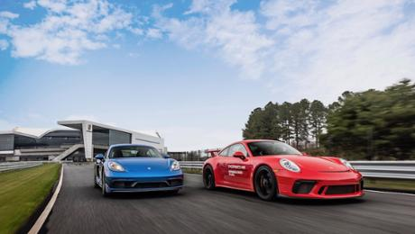 Porsche Experience Centers infer sell works