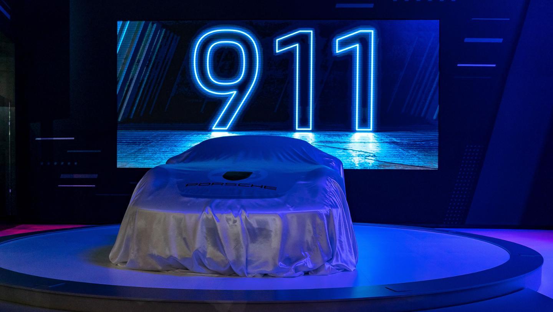 911 Speedster, New York Auto Show 2019, Porsche AG