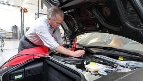 Half a Century as a Porsche Mechanic