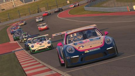 Esport automobile Racing Series: Porsche partners with iRacing