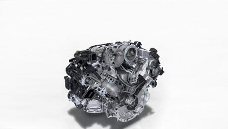 The engine pattern of V8 machines