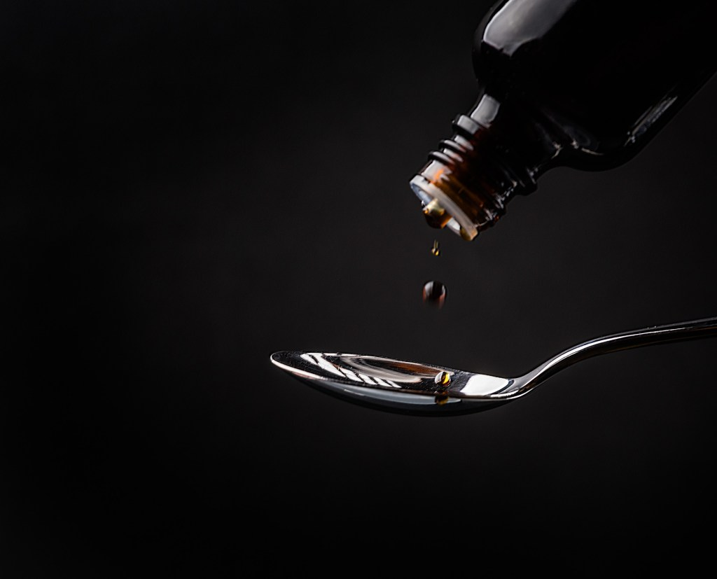 dosage elderberry immune syrup