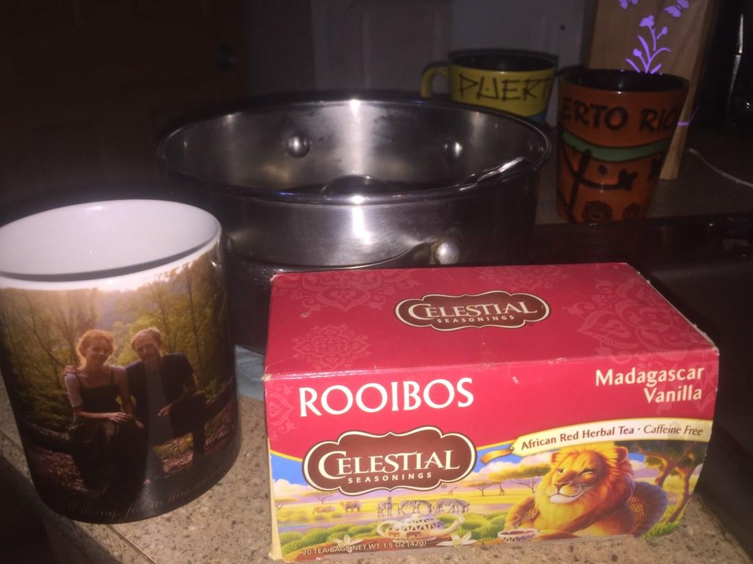 Madagascar Vanilla Red tea