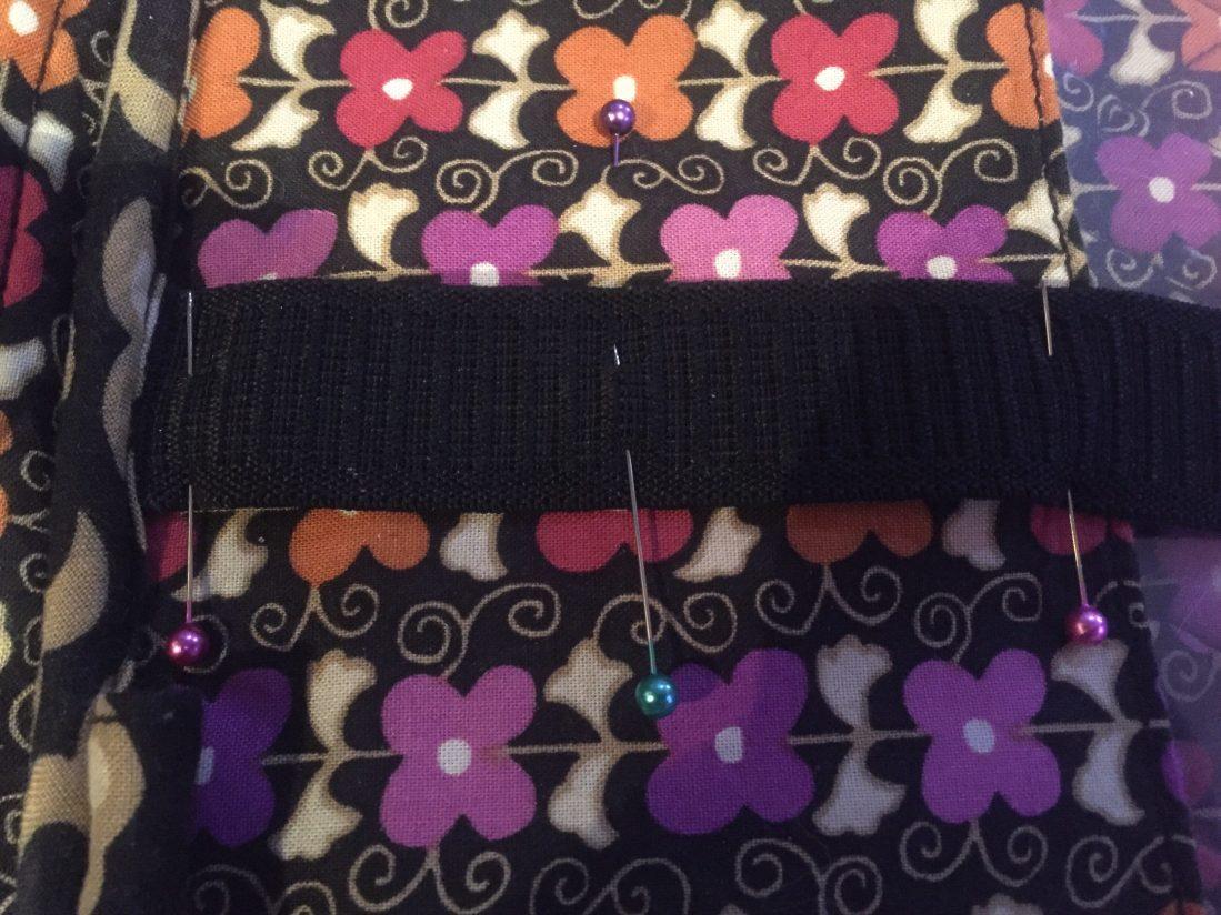 Vera Bradley Bible makeover pen loops