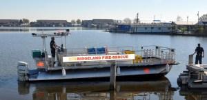 Dive Rescue Boat, Fortitude