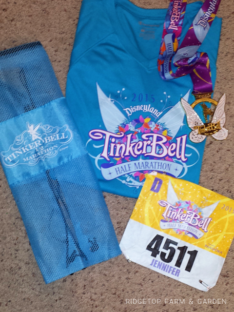 Ridgetop Farm and Garden| Race Recap | Tinker Bell Half | May 2015