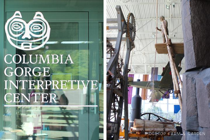 Ridgetop Farm & Garden | Columbia Gorge Day Trip | Interpretive Center