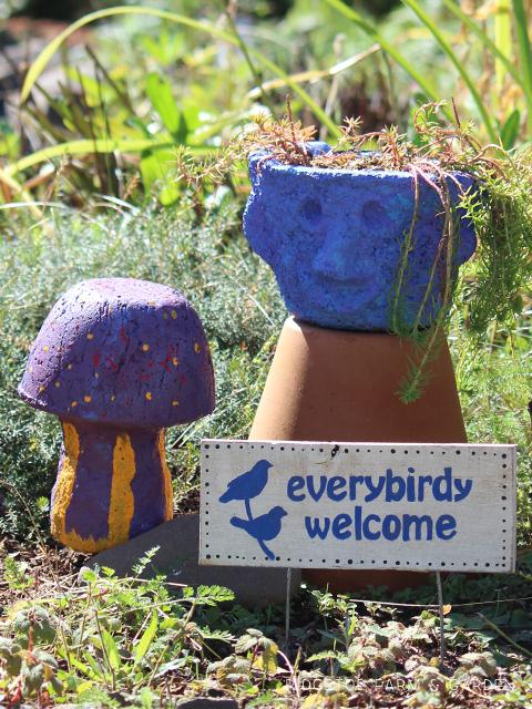 Ridgetop Farm & Garden   Hypertufa Mushrooms   Mommy's Magical Mountain
