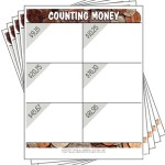 Learn to Count Money Printables