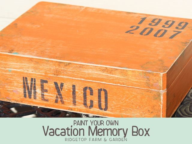 Ridgetop Farm and Garden | Vacation Memory Box